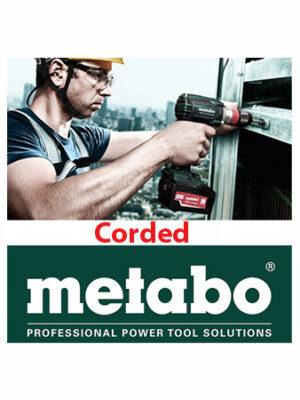 metabo corded v1